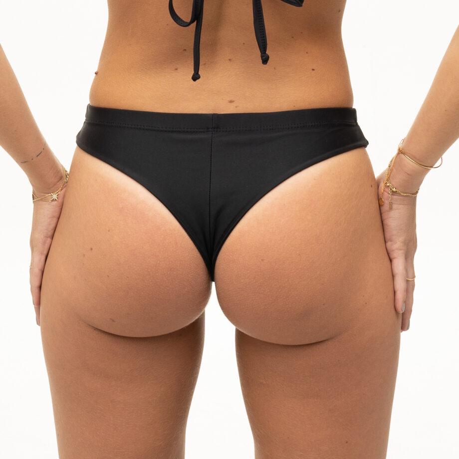 high waisted bikini shorts