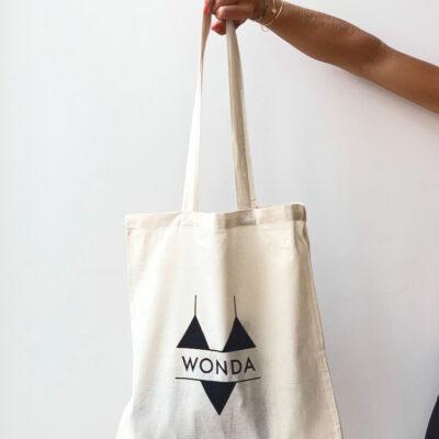 Shopping bag Jutebeutel WONDA