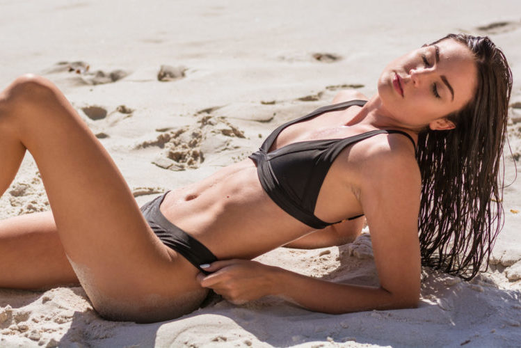 Sustainable bikini brand WONDA swim