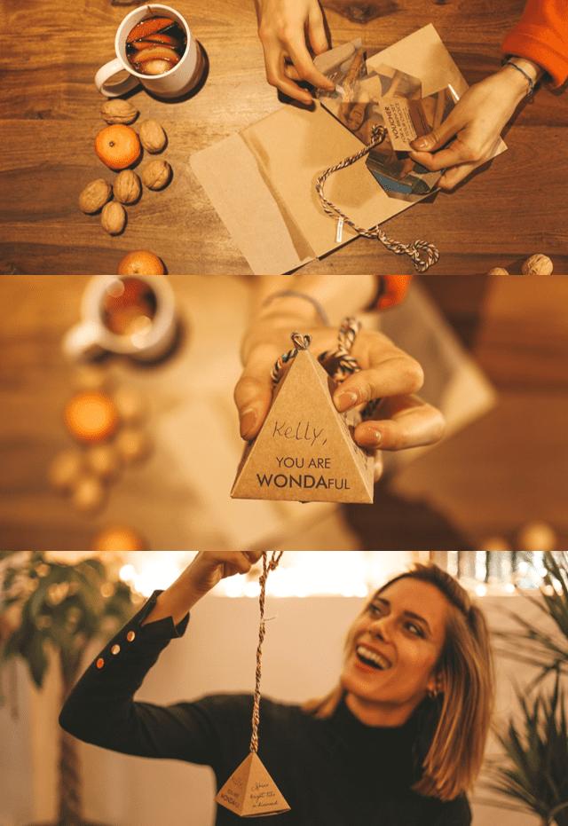 WONDA christmas gift voucher