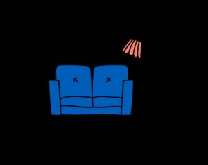 icon saubere sache couch