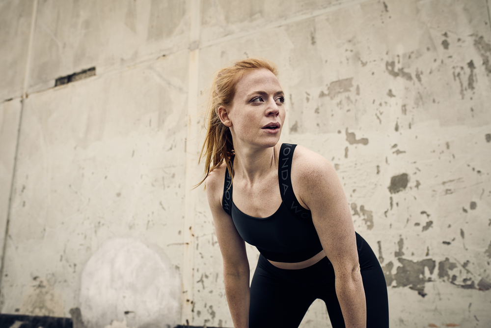 sustainable sports bra teresa for maximum hold and coverage