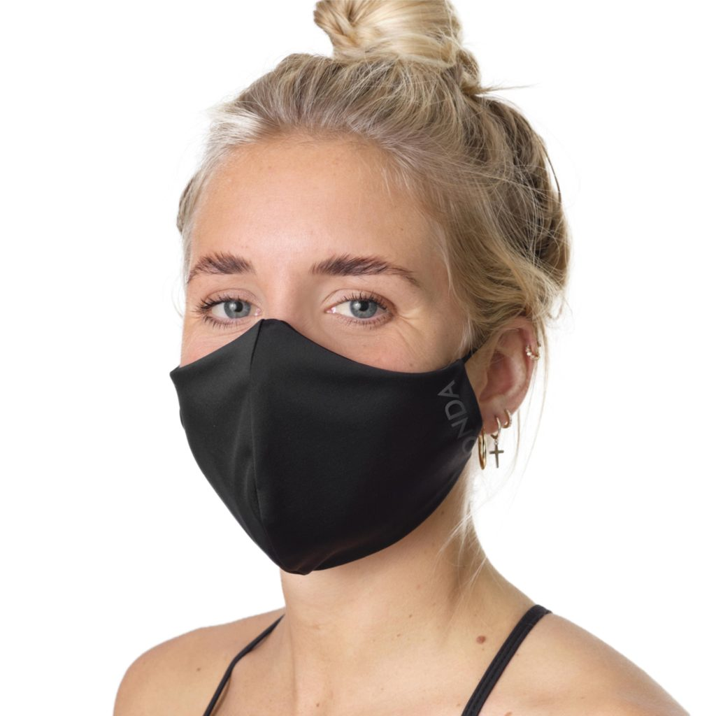 Wonda face mask made from recycled ocean plastic