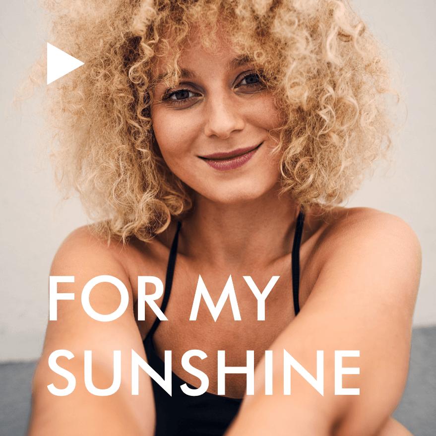 Gift voucher sunshine